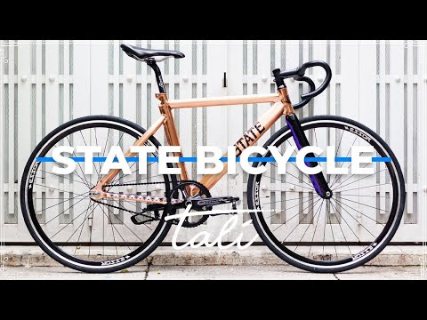 State Bicycle Co. | Undefeated x Rattle Snake Edition | DAN Fixed Gear