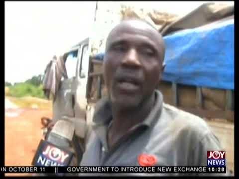 Bad Mamprugu Roads- News Desk on JoyNews (19-9-18)