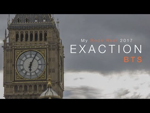 EXACTION | My Rode Reel 2017 | Young Filmmaker BTS