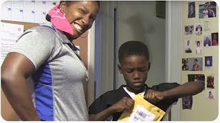 Mom Birthday Pranks Son With Ipod Touch   Pranks For Kids