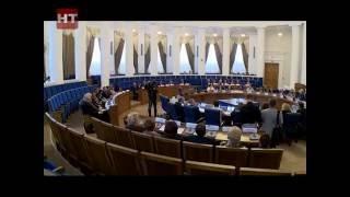 Прошло внеочередное заседание Правительства Новгородской области
