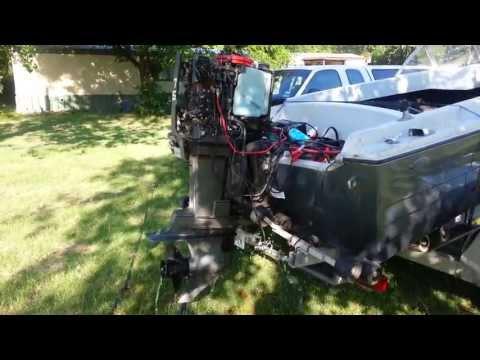 Mercury Mariner Outboard Tilt Trim Wireless Motor Controller WWW.RAPIDRELAYS.COM