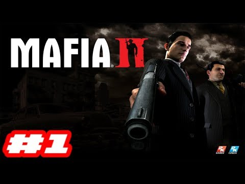 Mafia 2 PlayStation 3 Gameplay - Chapter 1