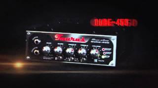 Taurus QUBE-450 Bass Amplifier