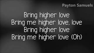 Kygo & Whitney Houston   Higher Love (Official Instrumental) With Lyrics