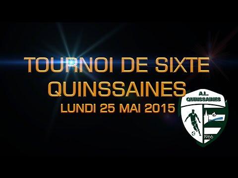 Tournoi de sixte à Quinssaines le 25 mai 2015.