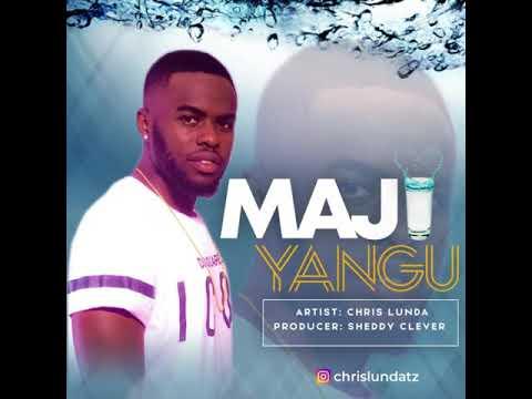 Chris Lunda -  MAJI YANGU (official Audio)