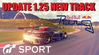 GT Sport Update 1.25 New Track & Cars A Nice Surprise