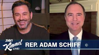 Congressman Adam Schiff on Trump Leaving, Capitol Attacks & Impeachment