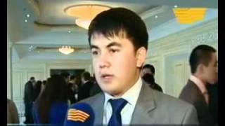 KNTU SPE 8-Forum: news in Kazakh (Khabar)
