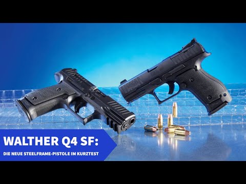 carl-walther: Brandneu: Die Walther Q4 SF − zwei