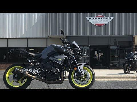 2017 Yamaha FZ-10 in Greenville, North Carolina - Video 1