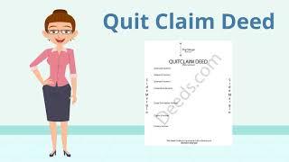 Quit Claim Deed Tutorial