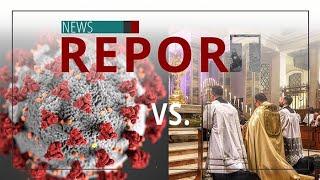 News Report — Natural Prudence vs. Supernatural Faith