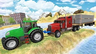 New Heavy Duty Tractor Pull (by PinPrick Gamers) Android Gameplay [HD]