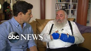 Rabbi Speaks Out After Deadly Synagogue Shooting