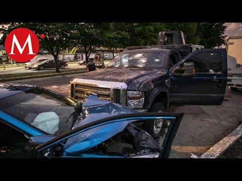 Video Retrata Hechos Violentos En Culiacán