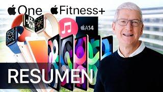 🔥 Resumen del evento de Apple en 10 minutos