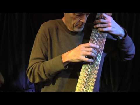 La Malagueña, 2 manos la música de guitarra (Chapman Stick)