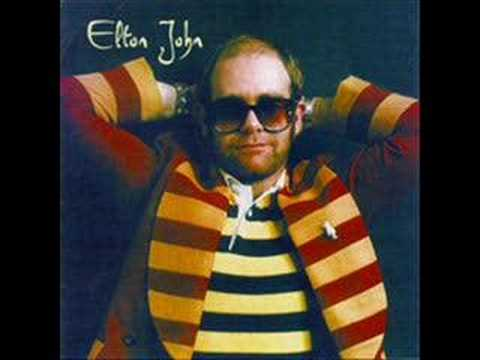 Elton John No Shoestrings On Louise demo