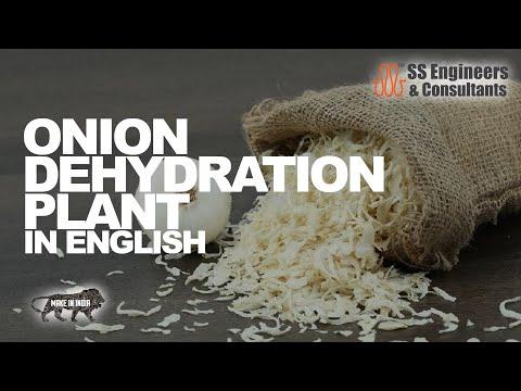 Onion Dehydration Plant
