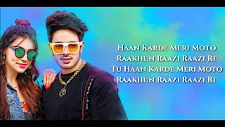 "Wish ""Haan Karde Meri Moto"" Full Song (Lyrics) ▪︎ Diler"