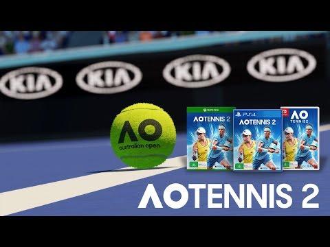 Trailer de AO Tennis 2