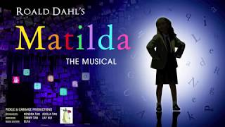 Roald Dahl's Matilda The Musical - Scary Chalkboard scene