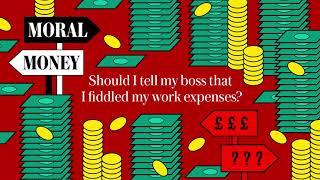video: Moral Money episode 6:Fiddling work expenses and rewarding children with cash