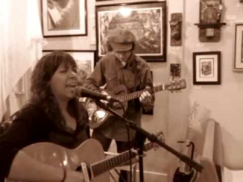 Sukie Conley and Caleb Hawkins (The Blues) Live from The Funkyard in Indy
