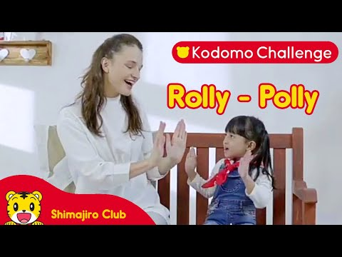 Bernyanyi Rolly Polly Bersama