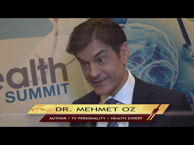 Dr. Mehmet Oz (showcase)