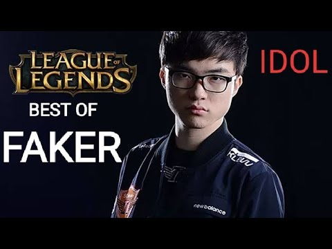 BEST OF FAKER | IDOL 😁
