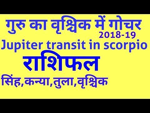 Jupiter Transit 2019 Predictions