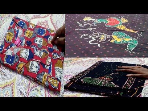 Kalamkari Nighty/Batik Nighties/Jaipur cotton/  New collection  night wear/Thirumathi Raji