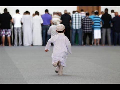 Кто опоздал на пятничную (джумуа) молитву