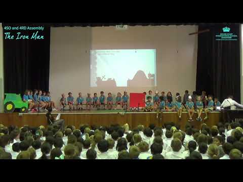 Upper Primary School Assembly: The Scrapyard by 4SO and 4