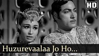 Huzurevala Jo Ho Ijaazat To | Yeh Raat Phir Na Aayegi Songs | Helen | Biswajeet | Dance | Filmigaane