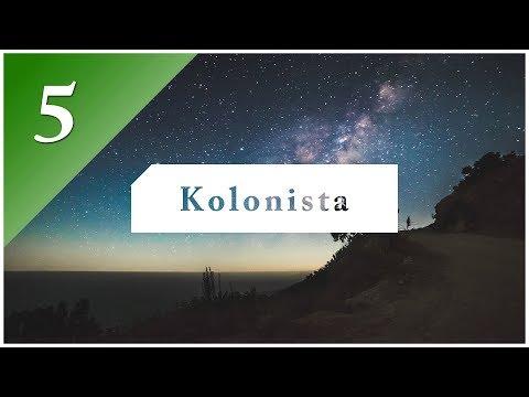 Kolonista - E05 | Řešení s načítáním kolonie |