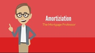 Amortization: The Mortgage Professor #5