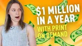 [Case Study] $1 Million in a YEAR from Print on Demand w/ Michael Shih