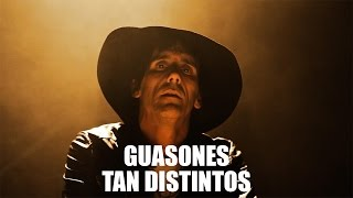 "Video thumbnail of ""Guasones - Tan distintos Ft. M-Clan (video oficial)"""
