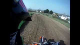 preview picture of video 'plymouth city motopark 24/03/2012 - KTM SXF 250'