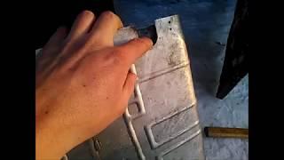 Зимний ящик для рыбалки из морозильной камеры своими руками