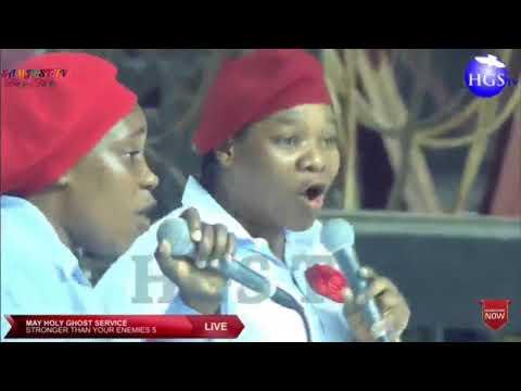 Bukola Beke @ May 2018 Holy Ghost Service