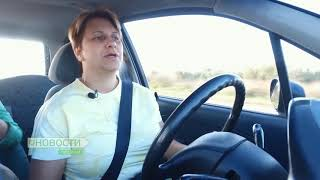 Новости пешком:  Автоволонтеры -  Гатчина