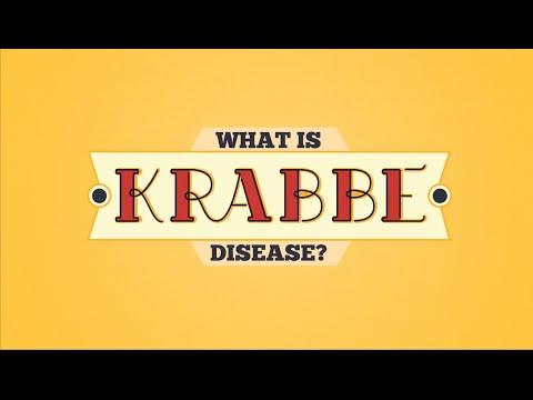 Video What is Krabbe Disease?