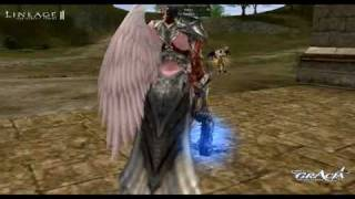 Lineage 2 Gracia Final GAMEPLAY PVP