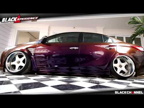 Video Modifikasi Elegan Toyota Vios 2013