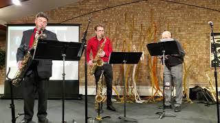 The Midland Saxophone Quartet  - Scott Joplin- The Entertainer